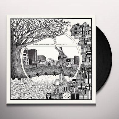 Henrik Freischlader MISSING PIECES Vinyl Record