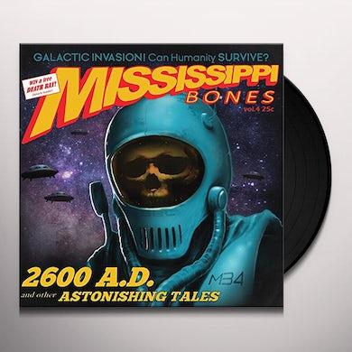 MISSISSIPPI BONES 2600 AD: & OTHER ASTONISHING TALES Vinyl Record