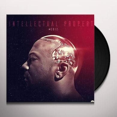 Ras Kass INTELLECTUAL PROPERTY Vinyl Record