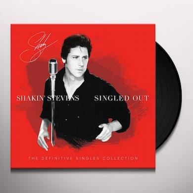 Shakin Stevens SINGLED OUT Vinyl Record