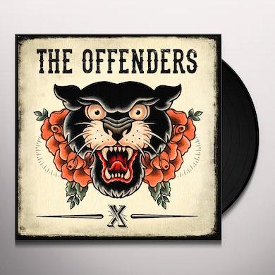 X Vinyl Record