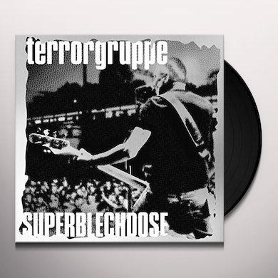 Terrorgruppe SUPERBLECHDOSE Vinyl Record