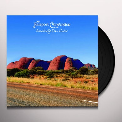 ACOUSTICALLY DOWN UNDER Vinyl Record