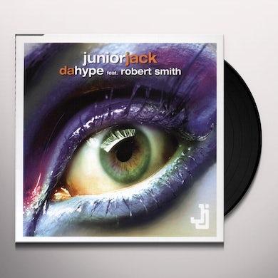 Junior Jack DA HYPE Vinyl Record