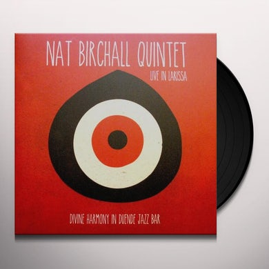 Nat Birchall LIVE IN LARISSA Vinyl Record - UK Release