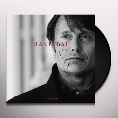 Brian Reitzell HANNIBAL: SEASON 3 - VOL 1 / Original Soundtrack Vinyl Record
