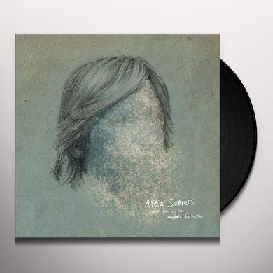 Alex Somers CAPTAIN FANTASTIC / O.S.T. Vinyl Record