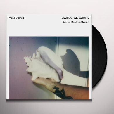 LIVE AT BERLIN ATONAL Vinyl Record