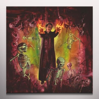 Fabio   Frizzi CITY OF THE LIVING DEAD / O.S.T. Vinyl Record - Colored Vinyl, 180 Gram Pressing