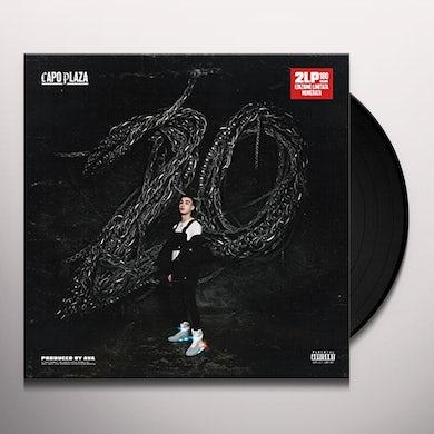 Capo Plaza 20 Vinyl Record