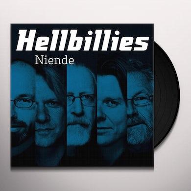 Hellbillies NIENDE Vinyl Record