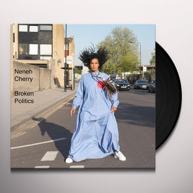Neneh Cherry BROKEN POLITICS Vinyl Record