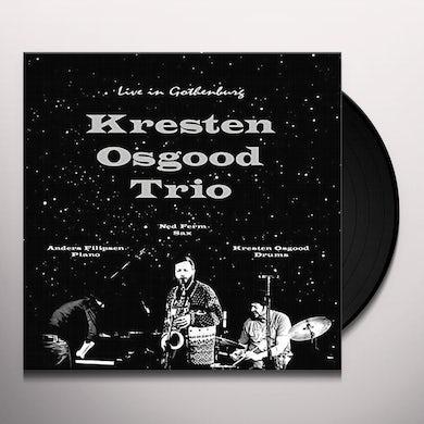 Kresten Osgood LIVE IN GOTHENBURG Vinyl Record