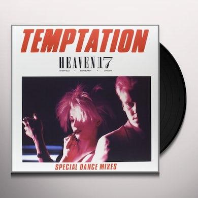 Heaven 17 TEMPTATION Vinyl Record