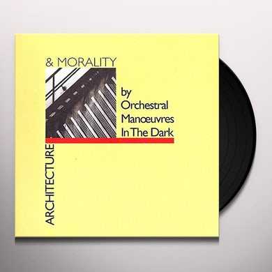 Orchestral Manoeuvres in the Dark ARCHITECTURE & MORALITY Vinyl Record