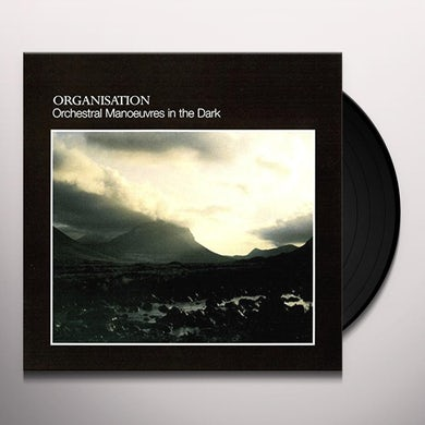 Orchestral Manoeuvres in the Dark ORGANISATION Vinyl Record