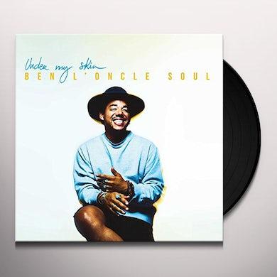 Ben L'Oncle Soul UNDER MY SKIN Vinyl Record