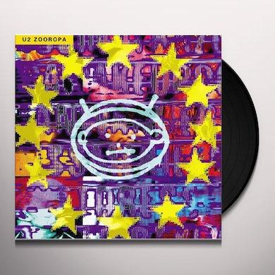 U2 Zooropa (2 LP) Vinyl Record