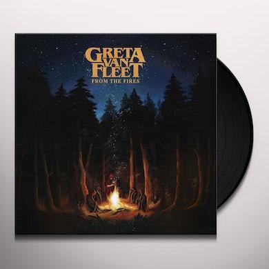 Greta Van Fleet FROM THE FIRES Vinyl Record