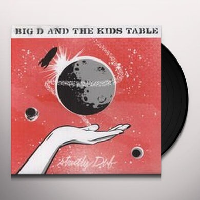Big D & Kids Table BUILT UP FROM NOTHING: STRICTLY DUB Vinyl Record