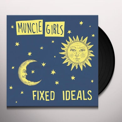 Muncie Girls FIXED IDEALS Vinyl Record