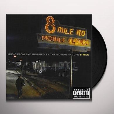 Eminem 8 MILE / Original Soundtrack Vinyl Record