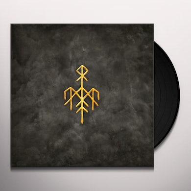 Wardruna Runaljod Ragnarok (Silver Lp) Vinyl Record