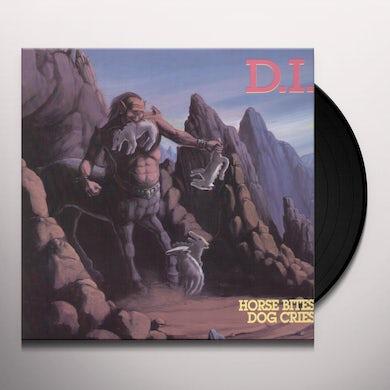 D.I. HORSE BITES DOG CRIES Vinyl Record