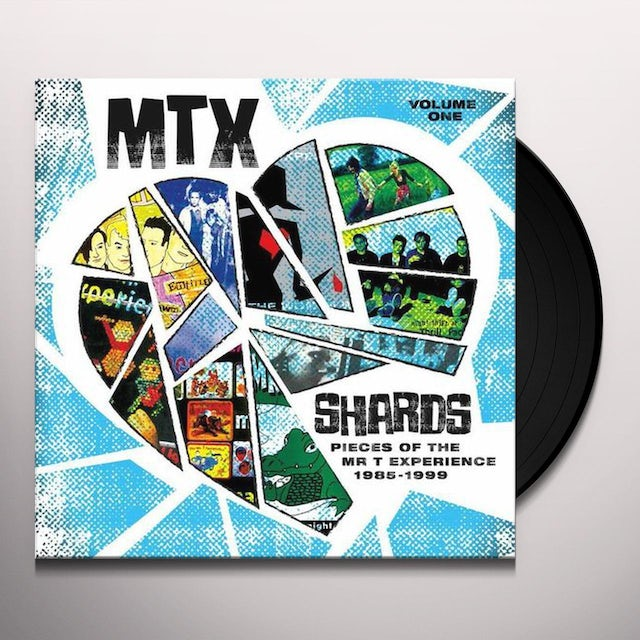 Mr T Experience SHARDS VOL. 1 Vinyl Record