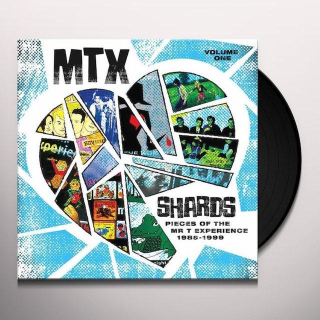 Mr T Experience SHARDS VOL. 1 Vinyl Record