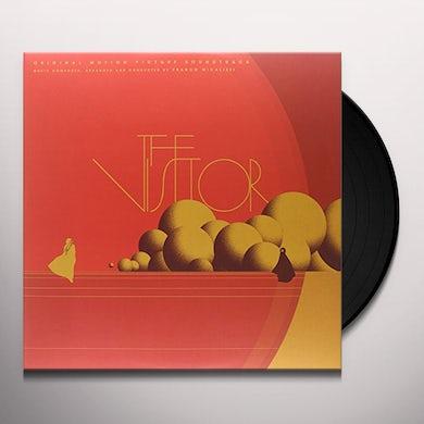 Franco Micalizzi VISITOR / Original Soundtrack Vinyl Record