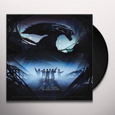 James Horner ALIENS (SCORE) / O.S.T. Vinyl Record
