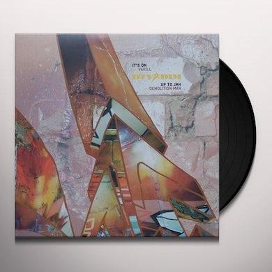 Dj Vadim It's On Ft. Vakill Vinyl Record