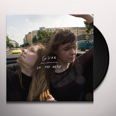 GURR IN MY HEAD Vinyl Record