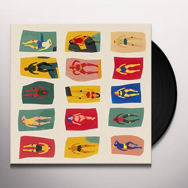 Varsity PARALLEL PERSON Vinyl Record