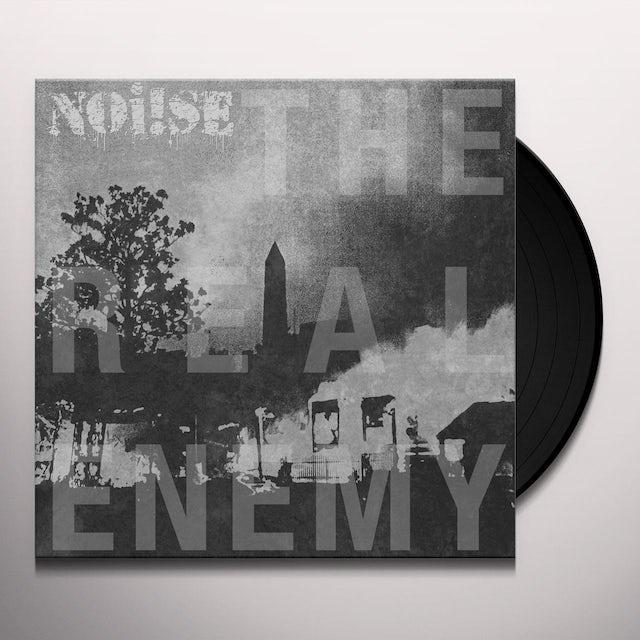 Noi!se REAL ENEMY Vinyl Record