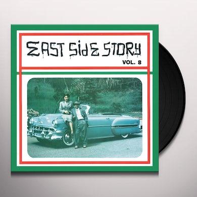 EAST SIDE STORY VOLUME 8 / VARIOUS Vinyl Record