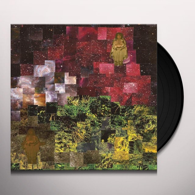 Woodsman MYSTERY TAPE Vinyl Record
