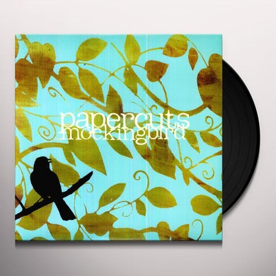 Papercuts MOCKINGBIRD Vinyl Record