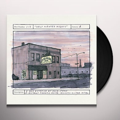 The Good Life Help Wanted Nights Vinyl Record