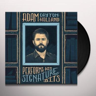 PERFORMS HIS SIGNATURE BITS Vinyl Record