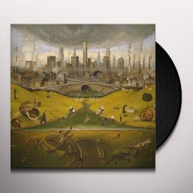 Lisandro Aristimuno MUNDO ANFIBIO Vinyl Record
