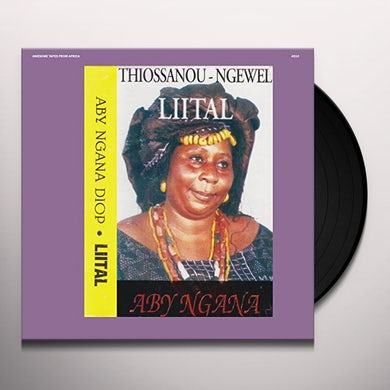 Aby Ngana Diop LIITAL Vinyl Record