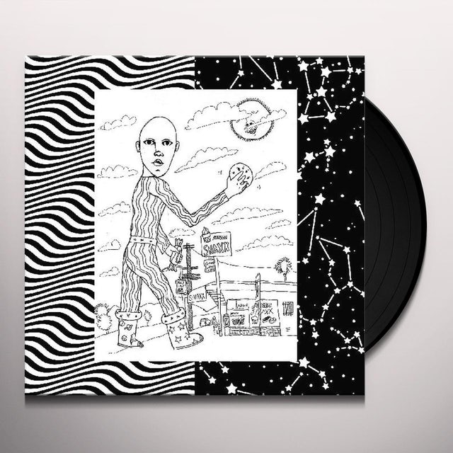 MNDSGN SNAXX Vinyl Record
