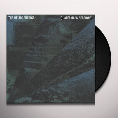 The Heliocentrics QAURTERMASS Vinyl Record