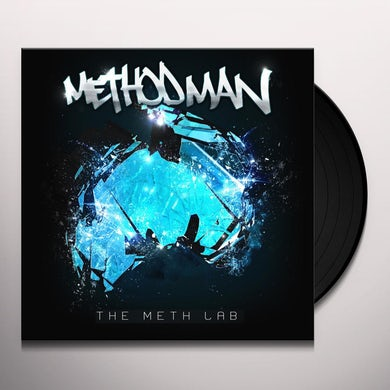 Method Man METH LAB Vinyl Record