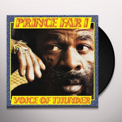 VOICE OF THUNDER Vinyl Record