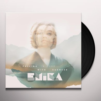 Emika FALLING IN LOVE WITH SADNESS Vinyl Record
