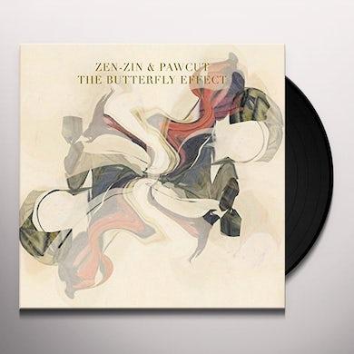 Zen-Zin & Pawcut BUTTERFLY EFFECT Vinyl Record - UK Release