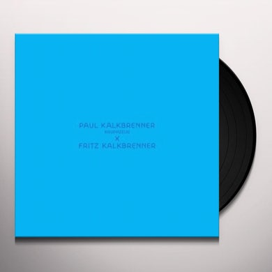 Paul Kalkbrenner KRUPPZEUG Vinyl Record